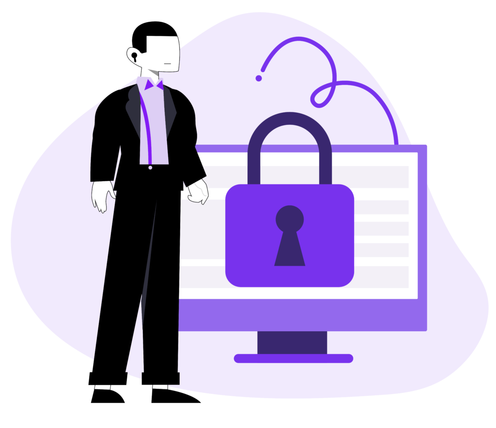 Secure customer data clienteling