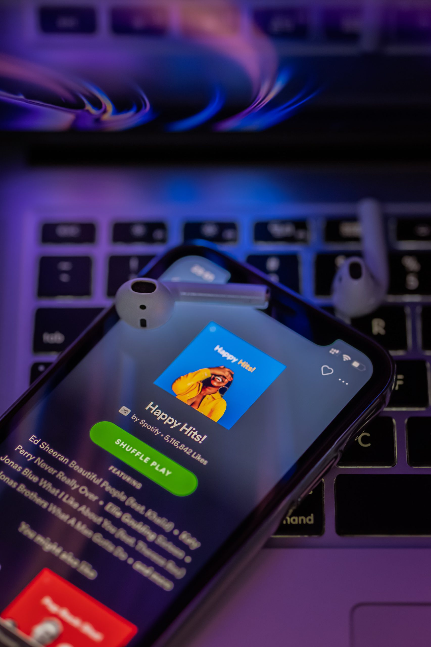Spotify's Recommender system helps it personalize user experience
